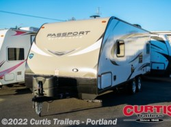 New 2018  Keystone Passport 234qbwe by Keystone from Curtis Trailers in Portland, OR