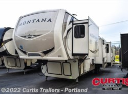 New 2018  Keystone Montana 3560rl by Keystone from Curtis Trailers in Portland, OR