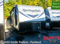 New 2018  Keystone Springdale West 201rdwe by Keystone from Curtis Trailers in Portland, OR