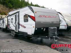 New 2018  Forest River Stealth FS2213 by Forest River from Curtis Trailers in Portland, OR
