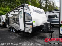 Used 2016  Keystone Springdale West 189FLWE by Keystone from Curtis Trailers - Portland in Portland, OR