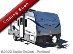 New 2021 Keystone Springdale 1720th available in Portland, Oregon