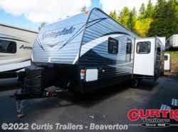 New 2017  Keystone Springdale West 271rlwe by Keystone from Curtis Trailers in Aloha, OR