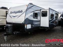 New 2017  Keystone Springdale West 282bhwe by Keystone from Curtis Trailers in Aloha, OR