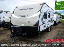 New 2017  Miscellaneous  PASSPORT 195RBWE by Miscellaneous from Curtis Trailers in Aloha, OR