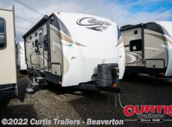 New 2017  Keystone Cougar Half-Ton 19RBEWE by Keystone from Curtis Trailers in Aloha, OR