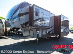 New 2017  Keystone Fuzion 345 by Keystone from Curtis Trailers in Aloha, OR
