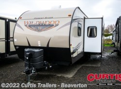 Used 2016  Forest River Wildwood 27rbss by Forest River from Curtis Trailers in Aloha, OR