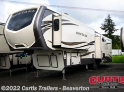 New 2018  Keystone Montana 3810ms by Keystone from Curtis Trailers in Aloha, OR