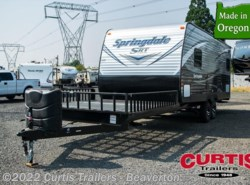 New 2018  Keystone Springdale West 211SRTWE by Keystone from Curtis Trailers in Aloha, OR
