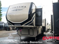 New 2018  Keystone Montana High Country 310re by Keystone from Curtis Trailers in Beaverton, OR