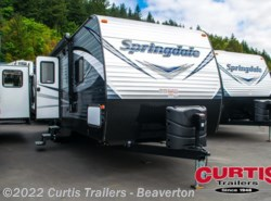 New 2018  Keystone Springdale West 293rkwe by Keystone from Curtis Trailers in Aloha, OR