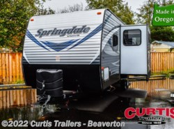 New 2018  Keystone Springdale West 240bhwe by Keystone from Curtis Trailers in Aloha, OR