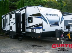 New 2018  Keystone Impact 332 by Keystone from Curtis Trailers in Beaverton, OR