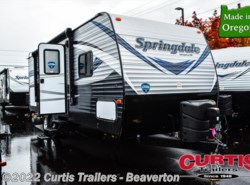 New 2018  Keystone Springdale West 235rbwe by Keystone from Curtis Trailers in Aloha, OR