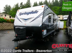 New 2018  Keystone Springdale West 260TBWE by Keystone from Curtis Trailers in Aloha, OR