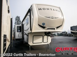 New 2018  Keystone Montana 3700lk by Keystone from Curtis Trailers in Portland, OR