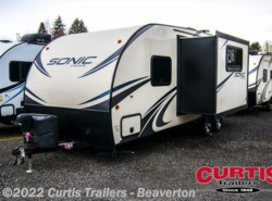 New 2018  Venture RV Sonic 220vrb by Venture RV from Curtis Trailers - Beaverton in Beaverton, OR