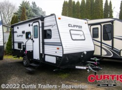 New 2018  Coachmen Clipper 17bhs by Coachmen from Curtis Trailers - Beaverton in Beaverton, OR