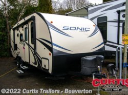 New 2018  Venture RV Sonic 220vbh by Venture RV from Curtis Trailers in Beaverton, OR