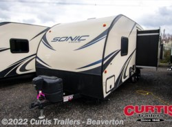 New 2018  Venture RV Sonic 231vrl by Venture RV from Curtis Trailers in Beaverton, OR