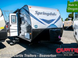 New 2018  Keystone Springdale West 202QBWE by Keystone from Curtis Trailers in Beaverton, OR