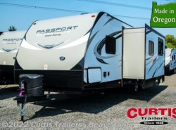 New 2018  Keystone Passport 2670bhwe by Keystone from Curtis Trailers - Portland in Portland, OR