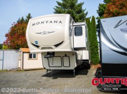 New 2018  Keystone Montana 3120rl by Keystone from Curtis Trailers - Beaverton in Beaverton, OR