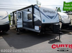 New 2019  Keystone Springdale West 260TBWE by Keystone from Curtis Trailers in Beaverton, OR