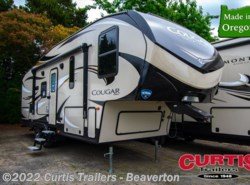 New 2019  Keystone Cougar Half-Ton 25reswe by Keystone from Curtis Trailers - Beaverton in Beaverton, OR