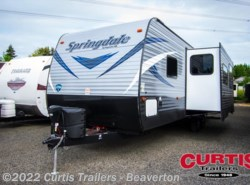 New 2019  Keystone Springdale SS 2980bh by Keystone from Curtis Trailers - Beaverton in Beaverton, OR