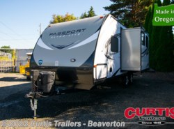 New 2019  Keystone Passport 199MLWE by Keystone from Curtis Trailers - Beaverton in Beaverton, OR