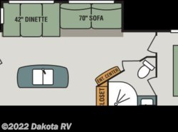 New 2018  K-Z Sportsmen 333BHK by K-Z from Dakota RV in Rapid City, SD