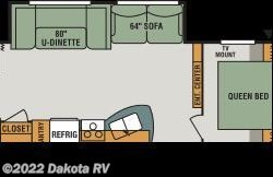 New 2018  K-Z Sportsmen 291BHLE by K-Z from Dakota RV in Rapid City, SD