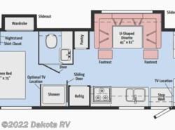 New 2017  Winnebago Minnie Winnie 26A by Winnebago from Dakota RV in Rapid City, SD