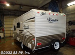 New 2017  Shasta Oasis 18FQ by Shasta from 83 RV, Inc. in Mundelein, IL