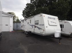 Used 2004  Keystone Sprinter 307BHW by Keystone from Diamond RV Centre, Inc. in West Hatfield, MA