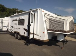 Used 2013  Forest River Rockwood Roo 23SS by Forest River from Diamond RV Centre, Inc. in West Hatfield, MA
