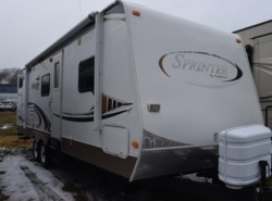 Used 2008  Keystone Sprinter 264BHS by Keystone from Diamond RV Centre, Inc. in West Hatfield, MA