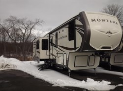 New 2017  Keystone Montana 3611RL by Keystone from Diamond RV Centre, Inc. in West Hatfield, MA