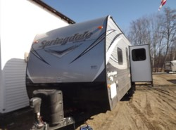 New 2017  Keystone Springdale 271RL by Keystone from Diamond RV Centre, Inc. in West Hatfield, MA