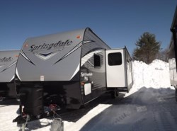 New 2017  Keystone Springdale 303BH by Keystone from Diamond RV Centre, Inc. in West Hatfield, MA