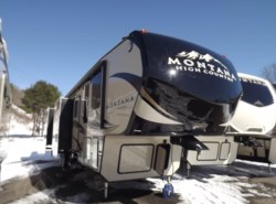 New 2017  Keystone Montana High Country 362RD by Keystone from Diamond RV Centre, Inc. in West Hatfield, MA