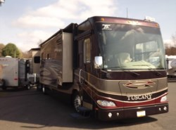 Used 2008  Damon Tuscany 4076 by Damon from Diamond RV Centre, Inc. in West Hatfield, MA