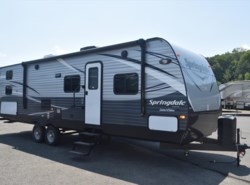 New 2018  Keystone Springdale 270LE by Keystone from Diamond RV Centre, Inc. in West Hatfield, MA