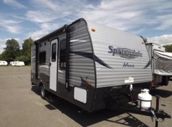 New 2018  Keystone Springdale Summerland Mini 1700FQ by Keystone from Diamond RV Centre, Inc. in West Hatfield, MA