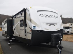 New 2018  Keystone Cougar 33SAB by Keystone from Diamond RV Centre, Inc. in West Hatfield, MA