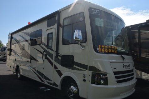 2019 Coachmen Pursuit 29SS