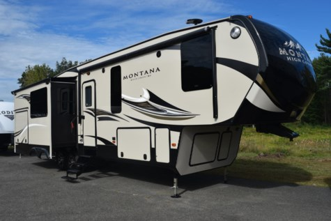 2017 Keystone Montana High Country 345RL