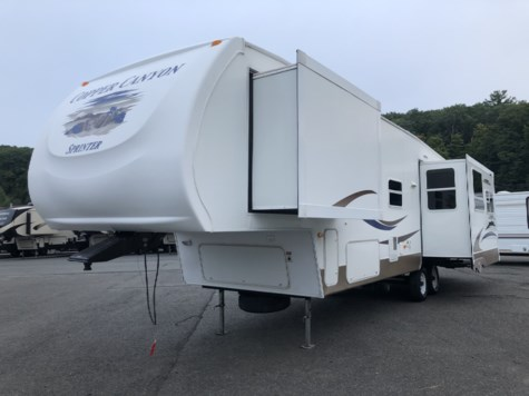 2007 Keystone Copper Canyon 328sas